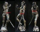 AVP Predator WOMEN  resin statue model KIT toy figures PRE-PAINTED