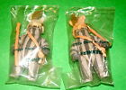 STAR WARS KENNER VINTAGE ROTJ TEEBO THE EWOK VARIATION LOT OF SEALED BAGGIE