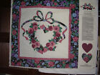 Country Love-Wall Hanging Fabric Panel