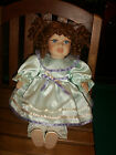 THE COLLECTORS CHOICE PORCELAIN DOLL 16