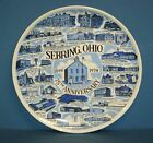 Sebring Ohio 75TH Anniversary plate