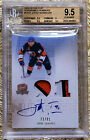 09-10 THE CUP HN AUTO 91 JOHN TAVARES RC BGS 9.5 10..SICK PATCH..CARDREGISTRY