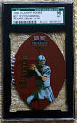 1998 PLAYOFF CONTENDERS LEATHER GOLD 36 PEYTON MANNING SGC PSA BGS...REGISTRY