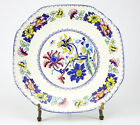 Crown Staffordshire Hand Painted Porcelain Charger / Serving Platter in Balmoral