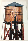 JV MODELS Branch Line Water Tower Building HO Scale Craftsman Kit NEW #2012