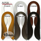 JUYA 10mm Width Single Color Quilling Paper 390mm Length100 strips6 Colors