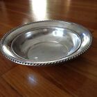 GORHAM  340  STERLING SILVER ROUND VEGETABLE BOWL 9 INCH DISH VEGETABLE CANDY