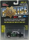 RACING CHAMPIONS AUTHENTIC POLICE CRUISERS 1950 Ford Coupe New York City Police