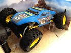 Maisto Remote Control Rock Crawler Extreme Off-road Monster Truck 2014 Blue