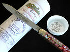 Great Eastern Red Abalone LG  Riverboat Gambler 2010 1of 36 made GREAT XMAS GIFT
