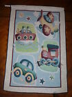 Boy's Room Tapestry Wall Hanging (Boat, Airplane, Car, Train)