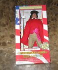 Soldiers of the World Revolutionary War  Officer of the Militia 12 in doll NIB