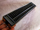 Indonesia Black wood Ebony mini miniature Abacus 23 Column 161 Count beads #746