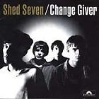 Change Giver by Shed Seven (CD, 1995, Atlas) NEW