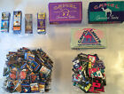 VTG SMOKIN' JOE'S 596pc Lot CAMEL CIGARETTES 1991-95 MATCHBOOKS~COVERS~CADDIES