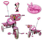 DISNEY MINNIE MOUSE TRIKE TRICYCLE KID CHILD 3 WHEEL OUTDOOR RIDE ON TOY BIKE