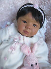 KAILANI Laura Tuzio Ross Partially Reborn Baby Girl Doll One of a Kind OOAK