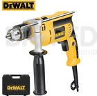 DeWalt Lightweight Corded Percussion Drill + Kit Box 13mm - 650W / 240V D024K
