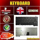 New DELL LATITUDE 0X541D X541D Black Notebook Keyboard UK QWERTY Non-Backlit
