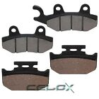 Front Rear Brake Pads For Suzuki DR350SE 1994 1995 1996 1997