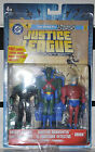 Mattel JLU 3 pack Orion Green Lantern M Manhunter Justice League Unlimited MOC