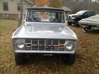 Ford  Bronco bronco 1972 ford bronc early 4 x 4