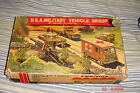 SUPER RARE VINTAGE L95 RARE MIB CRAGSTAN MILITARY VEHICLES GROUP FRICTION