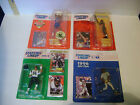 BULK LOT -NIP STARTING LINEUP 1993 SEAU / 1995 HILL / 1994 BARKLEY / 1996 THOMAS