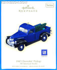 1947 Chevrolet Pickup All-American Trucks Series #13 Hallmark Ornament 2007