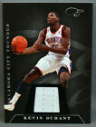 10-11 Panini Elite Black Box Kevin Durant NBA JERSEY #39 99 2010 2011 THUNDER