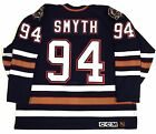 RYAN SMYTH EDMONTON OILERS 2000 CCM AUTHENTIC JERSEY SIZE 56 NEW WITH TAGS