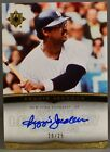 07 UD Ultimate Collection Reggie Jackson MLB AUTO #20 25 NY NEW YORK YANKEES