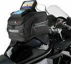 Motorcycle MAGNETIC TANK BAG Cell Phone or GPS Touch Friendly Windows