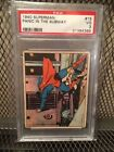 1940 Gum Superman #15 PSA 3 Panic in The Subway