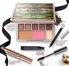 Urban Decay LTD Edition 11 Pc Naked On The Run Travel Vault Makeup Palette  24/7