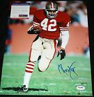Ronnie Lott Cards, Rookie Card and Autographed Memorabilia Guide 35