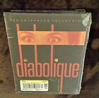 Georges Clouzots Diabolique DVD Criterion Collection 35 First Printing NEW