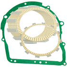 Clutch Friction Plates W/Gasket for Yamaha XVZ1300At Royal Star Tour Classic