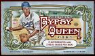 2013 TOPPS GYPSY QUEEN BASEBALL SEALED HOBBY BOX auto relic mini