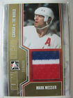 2011-12 ITG Canada vs the World GG-01 Messier Mark 1 10 global greats patch