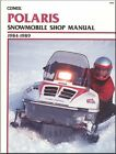 CLYMER SNOWMOBILE SERVICE REPAIR MANUAL POLARIS INDY 600 1984 1985 1986 1987