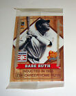 SEALED Babe Ruth 2001 Topps 50 years 500 Home Run Club #1 Post Cereal Insert