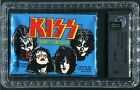1978 Kiss Wax Pack GAI 8 Sealed Unopened Donruss Band Aucoin Gene Simmons NM-MT
