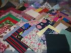 50 6 inch fabric squares for quilt blocks Group P40