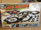 Tyco 4-Lane Electric Racing Slot Car Race Track Set With 5 Cars Magnum 440-X2