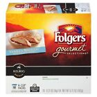 Folgers Gourmet Selections Vanilla Biscotti Flavored Coffee K-Cups 18 ct