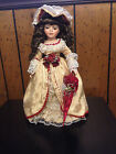 Porcelain Doll; Collector's choice Victorian style doll
