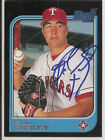 1997 Bowman R.A. Dickey autographed auto rookie RC Mets Rangers #81