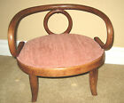 ORIGINAL ART NOUVEAU SIGNED THONET BENTWOOD CHILDS CHAIR SAN FRANCISCO