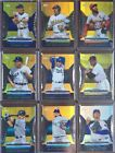 2012 Topps Golden Moments Die Cut Lot (15) MANTLE KOUFAX SANDBERG SMITH MAYS 99